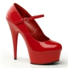 DELIGHT-687 Red Patent
